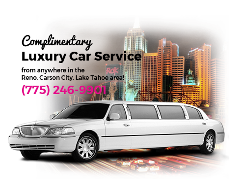 Complimentary Luxury Car Service